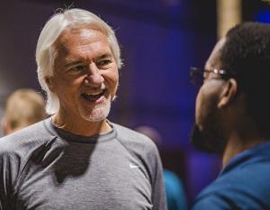 Coaching Chuck Olson